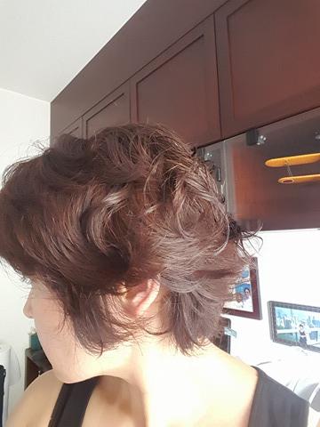 パーマとカラーリングで傷んだ髪へのヘナケア
