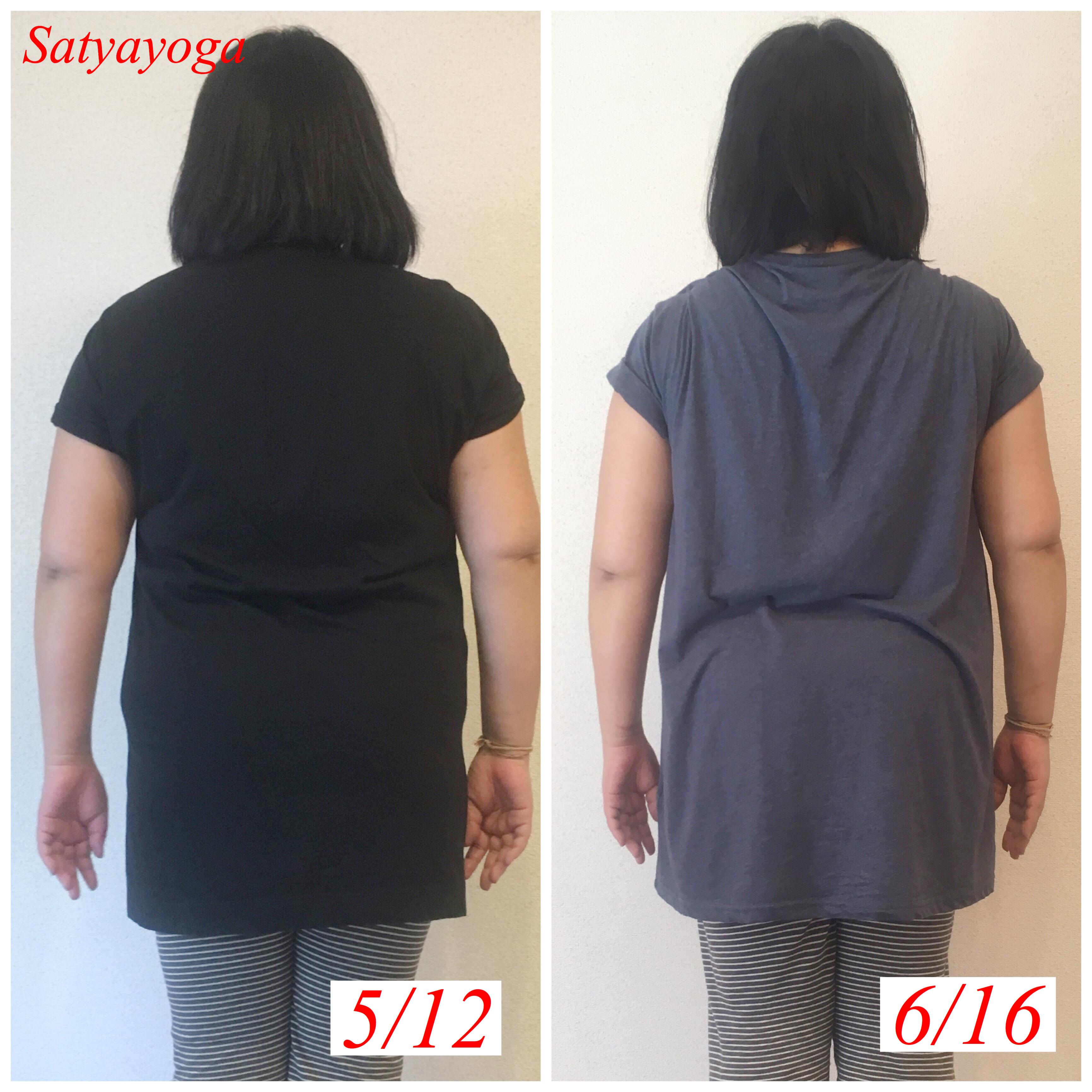 1ヶ月で-4kg・週10回外食の方のダイエットはどうしたらいい?