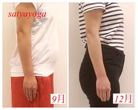 外食も我慢しないで、3ヶ月でウエスト-12.5cm