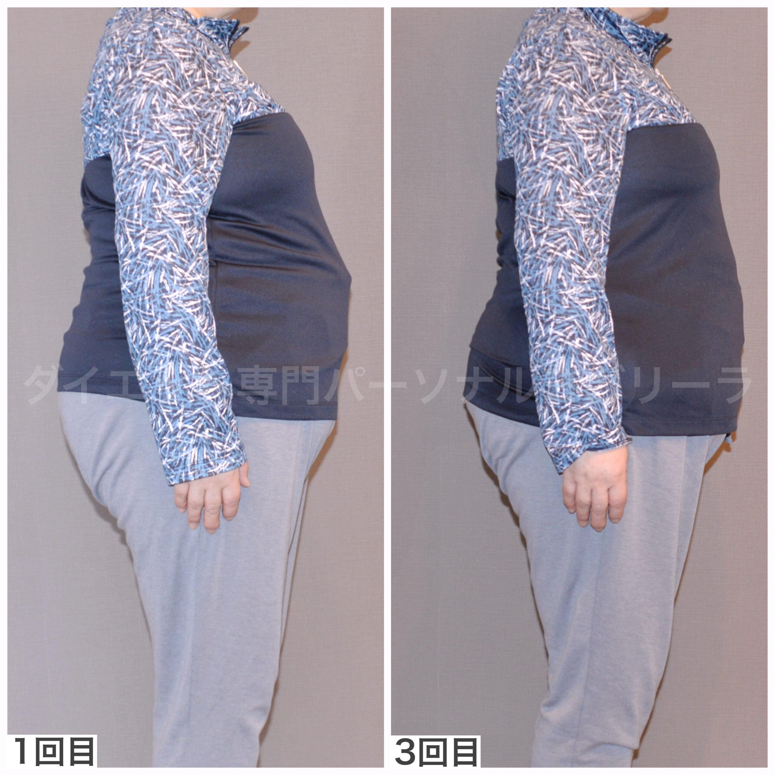 2週間で-4kg・痩せる未来しか想像できない!